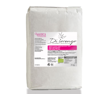 Maiorca – Farina di grano tenero biologico tipo 1