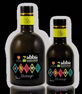 Abbà – Olio extravergine di oliva Bio DOP