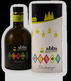 Abbà – Olio extravergine di oliva Bio Christmas Box
