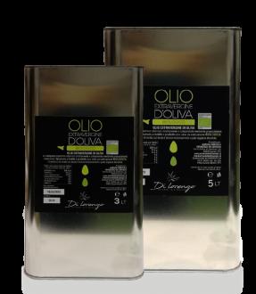 Olio extravergine di oliva Biologico in latta