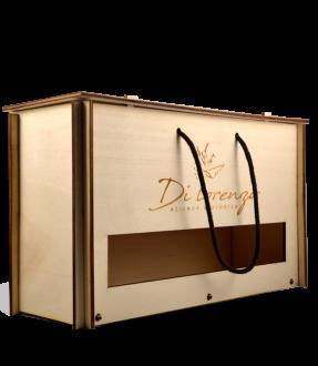 Gift Box in Legno Personalizzabile